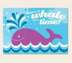idiom whale