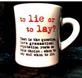 lie or lay