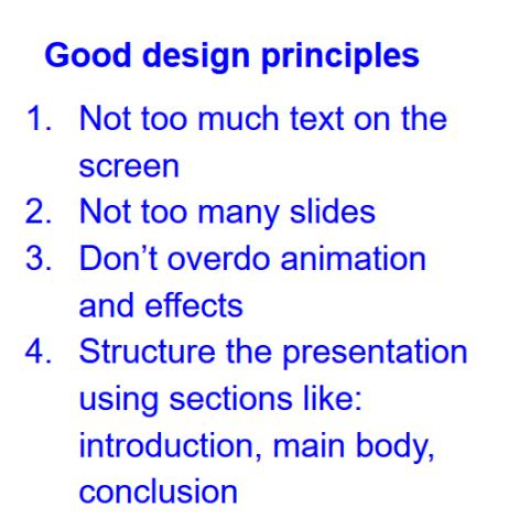 presentation-pronciples